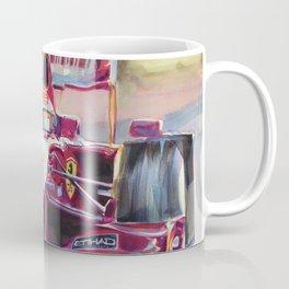 Formula One Coffee Mug