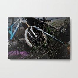 wheels o' life Metal Print