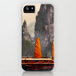 Ha Long Bay iPhone Case