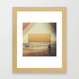 Portal III Framed Art Print
