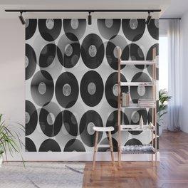 Something Nostalgic II - Black And White #decor #society6 #buyart Wall Mural