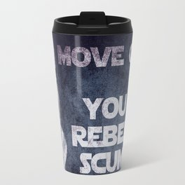 Storm Trooper Grunge Move Out Travel Mug