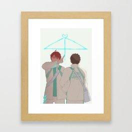 Ai Ai Gasa Framed Art Print