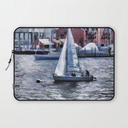 Sail boat Laptop Sleeve