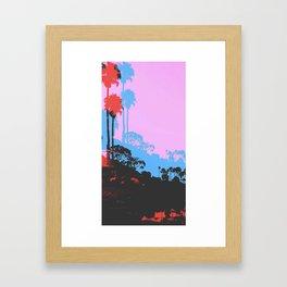 HotSummer Framed Art Print