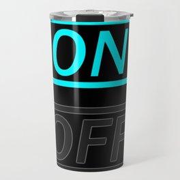Light On Off Travel Mug