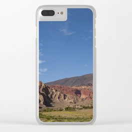 Lost Cemetery Clear iPhone Case