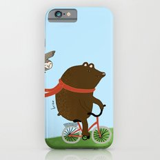 The Bear goes to the City iPhone 6s Slim Case