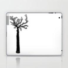 Black & White Tree's Laptop & iPad Skin