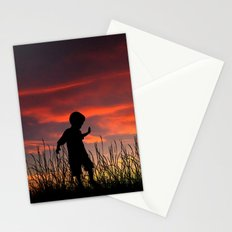 The Beginning of a Journey Stationery Cards
