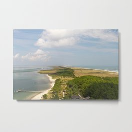 View from Above, Horizontal Metal Print