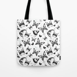 Butterflies in Flight 2 Tote Bag