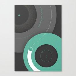 Geometric Composition 8 Canvas Print