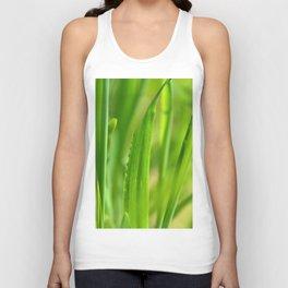 Grass 0138 Unisex Tank Top