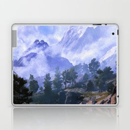 Our beloved mountains Laptop & iPad Skin