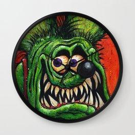 Rat Fink! Wall Clock
