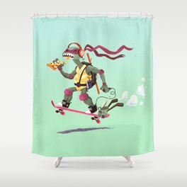 Donatello Shower Curtain