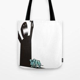 I Wish I Had an Evil Twin Tote Bag