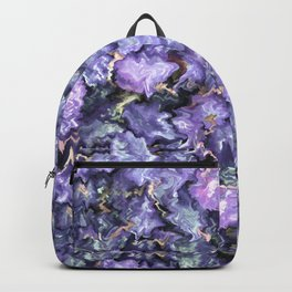 'Plums Perhaps' Design Backpack