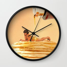 Lather me up Wall Clock