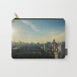 Bangkok Skyline Carry-All Pouch