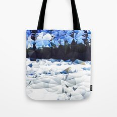 Carolina Snow Tote Bag
