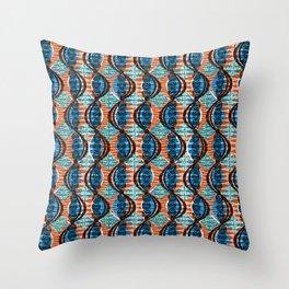 acacia pod Throw Pillow