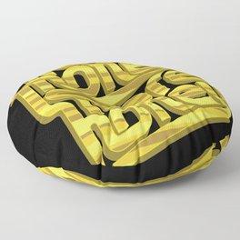 More Money, More Honey Floor Pillow
