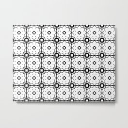 Pattern 1298 Metal Print