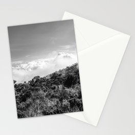 Foggy days Stationery Cards