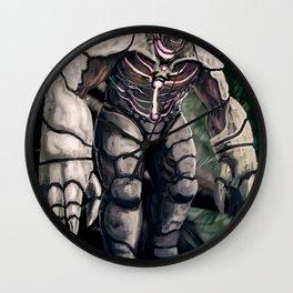 Death Colossus Wall Clock
