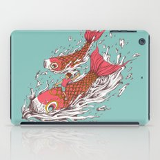 Ride with Koi iPad Case