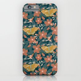 Apple Blossom Butterfly (Spirit) iPhone Case