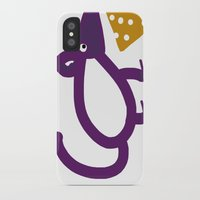 cheese iPhone & iPod Cases featuring Cheese? by Stephanie Cole CREATIONS