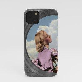 Retro Show Runner iPhone Case