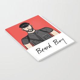 Beard Boy: Alberto Notebook