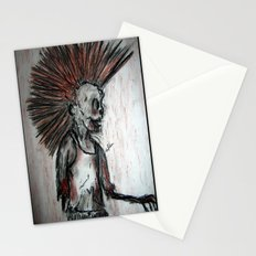 Punk is UnDead Stationery Cards