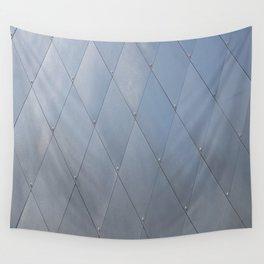Metal Sheeting Wall Tapestry