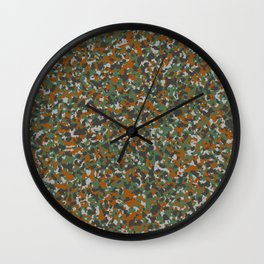 Digicam 6 - Chernobyl Savannah Wall Clock