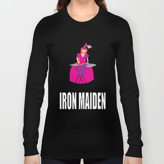 IRON MAIDEN Long Sleeve T-shirt