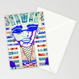 King Tut (Waffle Cone) Stationery Cards