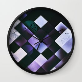 tyle nyte Wall Clock