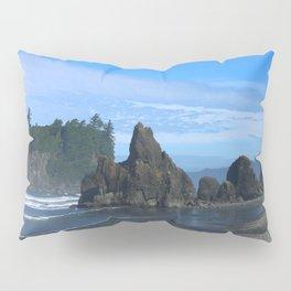 Morning At Ruby Beach Pillow Sham