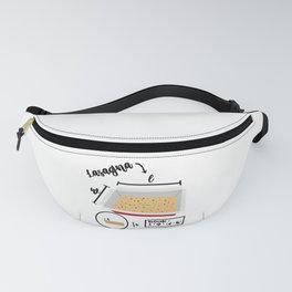Lasange And Math - Meme | Clever Fanny Pack