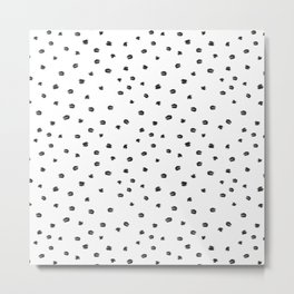 Dot Dot Do Dot Dot Metal Print