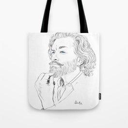 Timothy Omundson Tote Bag