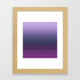 Grape juice Framed Art Print