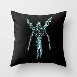 Demonwood Throw Pillow
