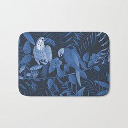 Tropical Paradise Pattern 3 Bath Mat