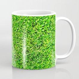 Texture of grass Coffee Mug